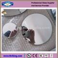 ronda de cuarto de baño espejo de cristal