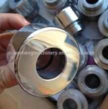 Fitness Equipment bushing/sleeve machining aluminum Parts