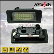 2015 led daytime running light 12V car led licence plate light