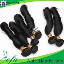 Aliexpress hair manufacturer golden top selling hair companies