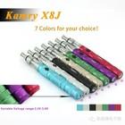 New vape Japan market hot selling Kamry x8J ego e cigarette, double coils vaporizer x8j