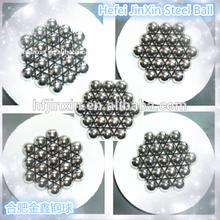 Grade 10-40 AISI52100/100Gr6/SUJ2/GCr15 Chrome Steel Ball for Bearing