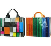Custom Folding Waterproof Plastic Shopping Bag