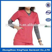 OEM manufacture hotel housekeeping uniform