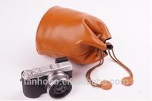 2014 slr camera bag leather high quality