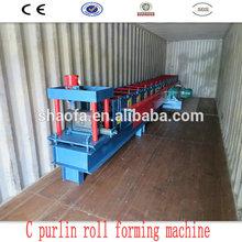 quick change roll forming machine/c z u channel roll forming machine