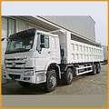 Howo camion à benne diesel pour la vente transportafin rhd/lhd