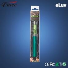OEM available reusable eluv vaporizer pen exgo w3