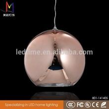 antique brass copper chandelier/venetian glass chandelier/tom dixon copper pendants