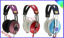 beautiful hifi stereo headphone ,high performance product,reasonable price ,premium material