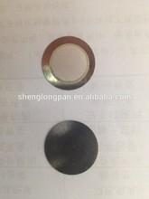 6mm PZT piezoelectric ceramic