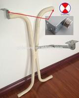 adjustable metal folding table leg TBL14