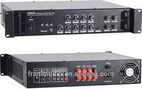 Powerful power amplifier,HY8500MBC 500W USB SD 4 Zones Public Address Amplifier,500 Watts PA Amplifier