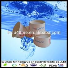 4oz ice cream paper cup /ice cream cup paper lid
