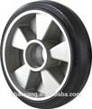 2015-o venda quente 180*50 al borracha rodas para o caminhão de pálete fornecedor china