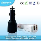 black white color portable usb charger for mobile phone