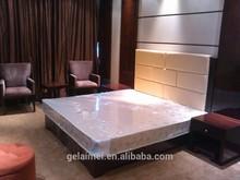 New star hotel or inn bedroom furniture set including wooden TV cabinet board