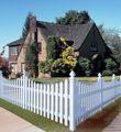 2015 material plástico sintético madeira esgrima jardim edifícios de todos os tipos de tipos de cercas ao ar livre de jardinagem
