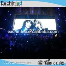 Carbon fiber P3 Concert / Meeting HD indoor led display screen