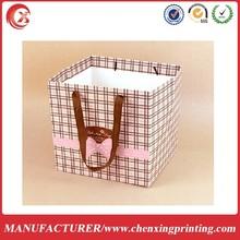 Holiday Decoration Gift Use diy craft shopping paper bag