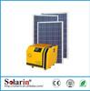 Emergency 20W Mini 12v 100ah lifepo4 battery solar power generation system