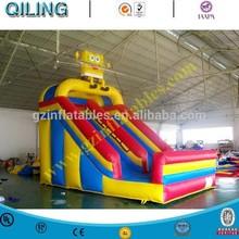 tiger inflatable big slide,big slide for sale,china big slide for event
