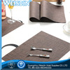 airplane high quality silicone custom printed commercial placemats