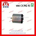 3.6v dc motor elétrico para a lâmina