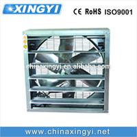 JS-I 220V/380V industrial Luxury Square axial flow fan for farm window AC