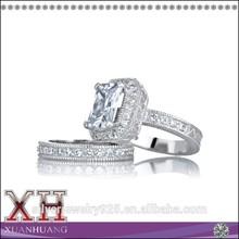 Updated Design Celebrity Inspired Wedding Ring Set