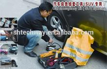 car tow strap for car emergency tools kit 18000mah car jump power bank/multi power bank