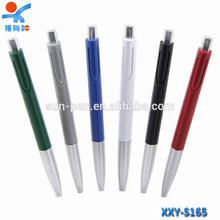 new style Advertising click office plastic ball pen / pen plastic / cheap pen