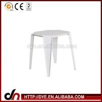 White pp plastic kitchen stool,small plastic stools,plastic stacking stools