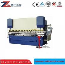 WC67Y-163X2500 press brake/ fold bending machine
