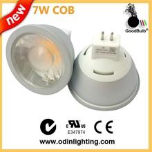 7w 630lm mini spot led mr16 for store lighting