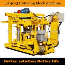 Mobile block laying Machine alibaba small machines to make money building material machine