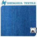Tecido tactel para 100% algodão tingido 18 oz tecido de lona de algodão
