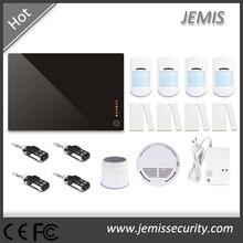 Home burglar alarm security system/GSM wireless home business security JM-G1D