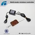 12v luzes de circulação diurna luz estroboscópica controlador de carro led interruptor remoto sem fio controlador 16 controlador de modo