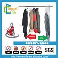 แฟชั่นที่ชัดเจนสูญญากาศถุงพลาสติกแขวนเสื้อผ้าเป็นเวลานาน
