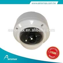 2.0MP HD Fish-Eye Panoramic Vandal Dome Waterproof 360 degrees viewingangle security camera