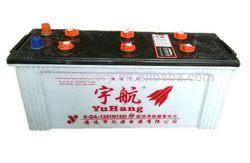 Bottom price hot selling dry volta car battery 6-QA-120 12v120AH