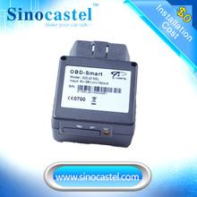 Internal GPS and GSM diesel vehicle gprs tracking