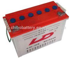 Economic stylish dry batteries in pakistan 6-DG-140 12v