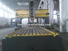 DHXK 4028 5 axis cnc gantry type milling center