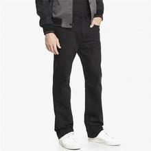 Plus size best stretch fat men jeans