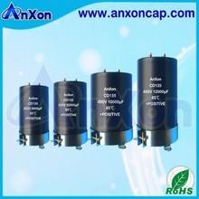 Screw Terminal Electrolytic Capacitor 80V 68000uF 85C Electrolytic Capacitor 80V 68000MFD