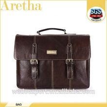 wholesale china leather briefcase,fashion boys bag