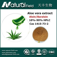 Good reliable supplier Pharmaceutical And Chemical Laboratory Research aloin 25%