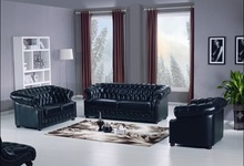New design leather chesterfield sofa with great price